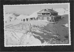 AK 0767  Ebensee - Feuerkogel-Hütte Mit Grossen Höllkogel Um 1937 - Ebensee