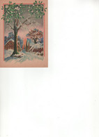 BARRE & DAYEZ - VILLAGE SOUS LA NEIGE  - 1373 D - Barday
