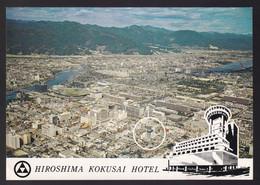 Hiroshima. *Kokusai Hotel* Nueva. - Hiroshima