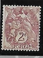 FRANCE Type Blanc  N°108 Année 1900 - Neufs