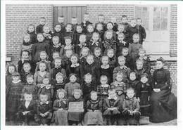 Hoogstraten Meersel Dreef Schoolklas 1913 - Reproductions