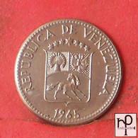 VENEZUELA 5 CENTIMOS 1965 -    KM# 38,2 - (Nº44257) - Venezuela