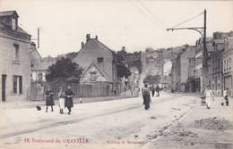 76 Le Havre Graville. Boulevard De Graville - Graville