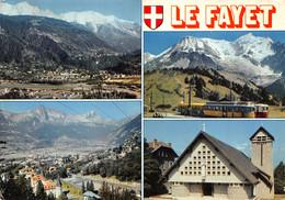 74-LE FAYET-N°3312-B/0005 - Sonstige Gemeinden