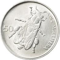 Monnaie, Slovénie, 50 Stotinov, 1993, TTB, Aluminium, KM:3 - Slovenia