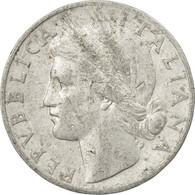 Monnaie, Italie, Lira, 1948, Rome, TTB, Aluminium, KM:87 - 1 Lira