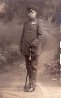 Deutscher Soldat Offizier Säbel Orden Fotograf Samson Karlsruhe - Guerre 1914-18