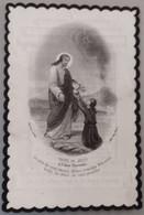 Clémence De Cock-lokeren 1817-audenaerde 1865 - Devotion Images