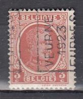 3168 Voorafstempeling Op Nr 192 - VEURNE 1923 FURNES - Positie A - Rolstempels 1920-29