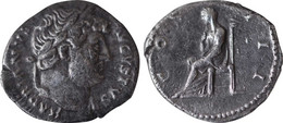 HADRIANUS DENARIUS - Zonder Classificatie