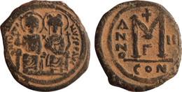 JUSTIN II BYZANTINE - Byzantium