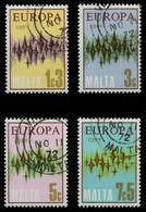 MALTA 1972 Nr 450-453 Gestempelt X04034A - Malta