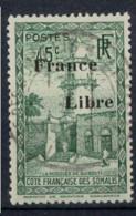 COTE DES SOMALIS   N°  YVERT  215      OBLITERE       ( Ob   2 / 30 ) - Oblitérés