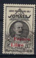 COTE DES SOMALIS   N°  YVERT  219     OBLITERE       ( Ob   2 / 30 ) - Oblitérés