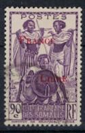 COTE DES SOMALIS   N°  YVERT  220     OBLITERE       ( Ob   2 / 30 ) - Oblitérés