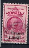 COTE DES SOMALIS   N°  YVERT  221     OBLITERE       ( Ob   2 / 31 ) - Oblitérés