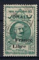 COTE DES SOMALIS   N°  YVERT  223     OBLITERE       ( Ob   2 / 31 ) - Oblitérés