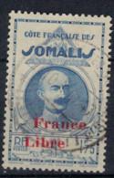 COTE DES SOMALIS   N°  YVERT  225     OBLITERE       ( Ob   2 / 31 ) - Oblitérés