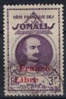 COTE DES SOMALIS   N°  YVERT  229    OBLITERE       ( Ob   2 / 32 ) - Oblitérés