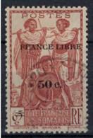 COTE DES SOMALIS   N°  YVERT  233    OBLITERE       ( Ob   2 / 32 ) - Oblitérés