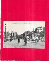 LILLE - 59 -  Avenue Faidherbe Vers La Gare Vue Des Ruines Bombardements 1914  è 100821 - - Lille