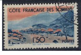 COTE DES SOMALIS   N°  YVERT  272   OBLITERE       ( Ob   2 / 34 ) - Used Stamps