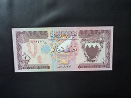 BAHREÏN * : 1/2 DINAR    L. 23 / 1973      P 7     NEUF ** - Bahrain