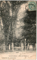 3YR 625 CPA - LUXEUIL LES BAINS - ALLEE DES PLATANES - Luxeuil Les Bains