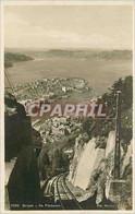 CPA Bergen Fra Floibanen - Norway