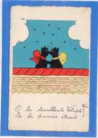 CHATS - Dessin De René - Cats