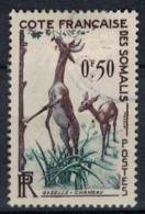 COTE DES SOMALIS   N°  YVERT  289  OBLITERE       ( Ob   2 / 36 ) - Oblitérés