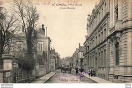 D72  LE MANS  Rue Chanzy   ..... - Le Mans