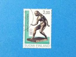 1994 FINLANDIA SUOMI FINLAND FRANCOBOLLO USATO STAMP USED 2,00 - Sonstige