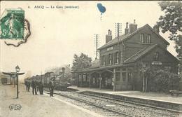Ascq La Gare Interieur - Autres Communes