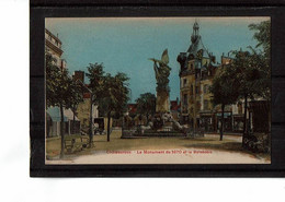 36 - CHATEAUROUX - Monument De 1870 Et Belvédère - 1004 - Chateauroux