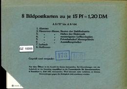 Bundesrepublik, P86, A8/57- A8/64 Mi 14,00 - Cartoline - Nuovi