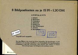 Bundesrepublik, P86, A9/65- A9/72 Mi 14,00 - Cartoline - Nuovi