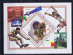 Niger Space 1990 Olympic Summer Games Of Barcelona. Hispasat Satellite - Niger (1960-...)