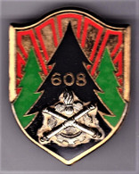 608° CM. 608° Cie Magasin. Sapin Vert Foncé. D.1832. - Army