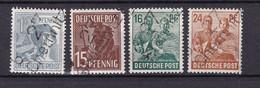 SBZ Zone - 1949 Year - Michel 170/2+A174 V - MNH - Soviet Zone