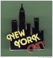 NEW YORK CITY *** Signe Démons & Merveilles *** 0092 - Città