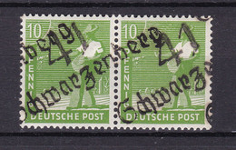 SBZ Zone - 1949 Year - Michel 169 X - MNH - Soviet Zone