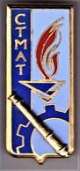 CTMAT. Contrôle Technique Du Matériel De L'Armée De Terre. Fraisse.3057. - Army