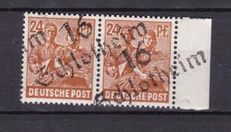 SBZ Zone - 1949 Year - Michel 174 III - MNH - Soviet Zone