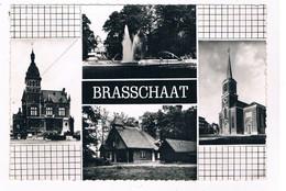 B-8369   BRASSCHAAT : Groeten Uit - Brasschaat