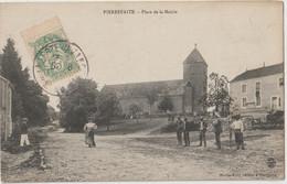 PIERREFAITE. - Place De La Mairie - Andere Gemeenten