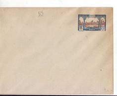 336   ENT Entier Postal  GABON  ENV - Storia Postale
