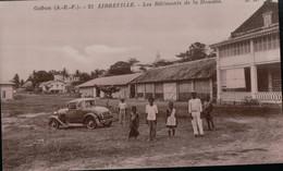 16520  GABON  LIBREVILLE        NON   ECRITE - Monde