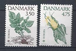Danemark 1992 N°1028/109  Neufs **europa Découverte De L'Amérique - Neufs