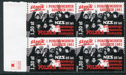 POLAND 2006 Independent Student Union MNH / **.  Michel 4230 - Unused Stamps
